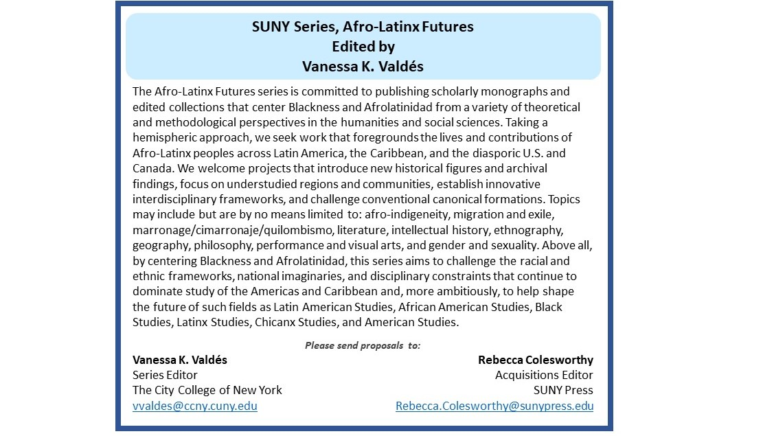 The Afro-Latinx Futures