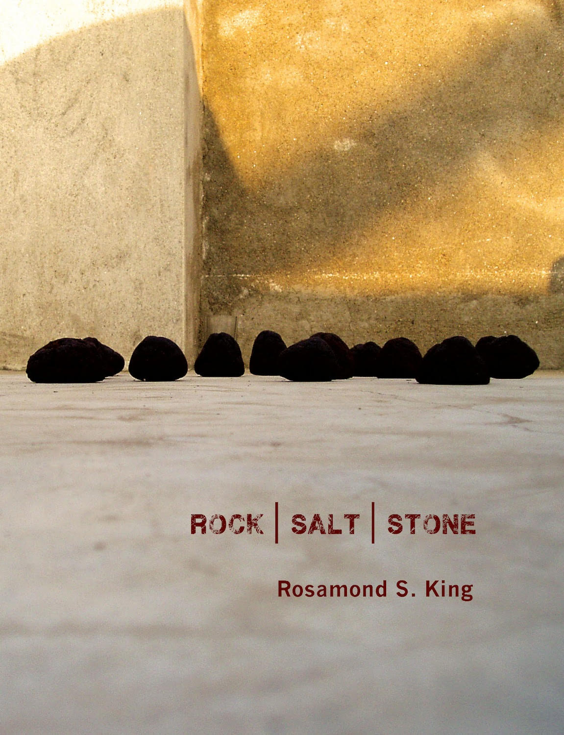 Rock Salt Stone Rosamond King