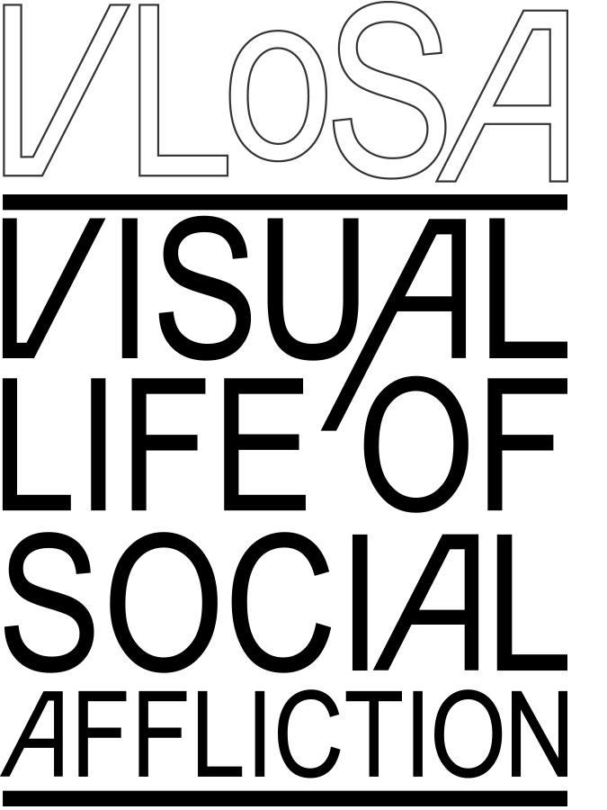 visual life of social affliction
